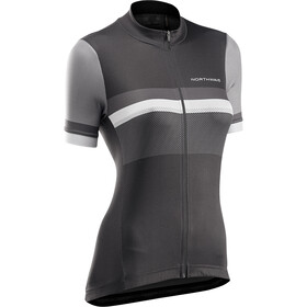Northwave Origin Short Sleeve Jersey Women, black